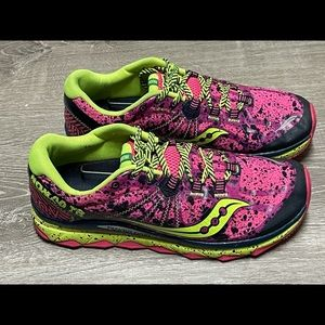Saucony nomad tr women's running shoes